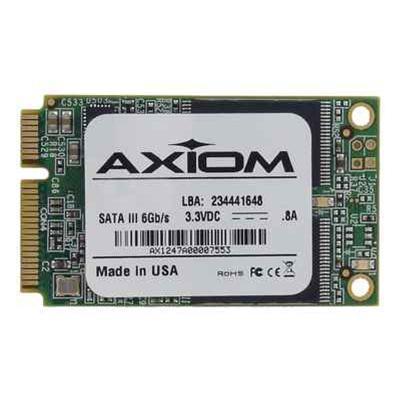 Axiom Memory SSDMO3A3240-AX 240GB MSATA 240GB SATA III INTERNAL SSD