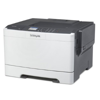 Lexmark 28D0050 CS410dn - Printer - color - Duplex - laser - A4/Legal - 1200 x 1200 dpi - up to 32 ppm (mono) / up to 32 ppm (color) - capacity: 250 sheets - US
