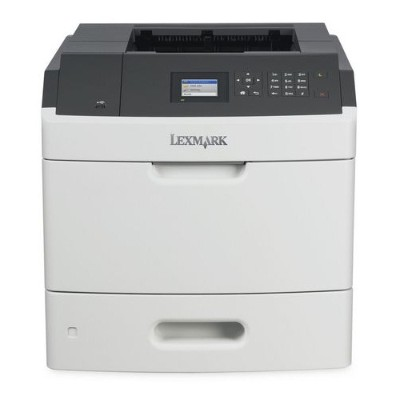 Lexmark 40G0210 MS811dn - Printer - monochrome - Duplex - laser - A4/Legal - 1200 x 1200 dpi - up to 63 ppm - capacity: 650 sheets - USB 2.0  Gigabit LAN  USB h