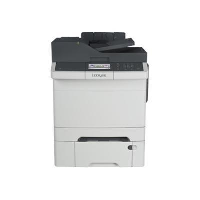 Lexmark 28D0600 CX410dte Multifunction Color Laser Printer