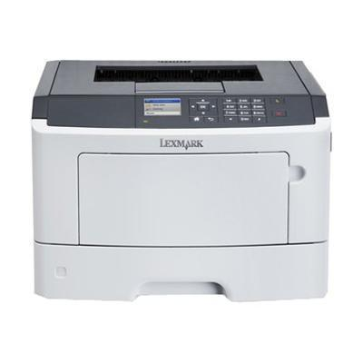 Lexmark 35S0300 MS510dn - Printer - monochrome - Duplex - laser - A4/Legal - 1200 x 1200 dpi - up to 45 ppm - capacity: 350 sheets - USB  Gigabit LAN