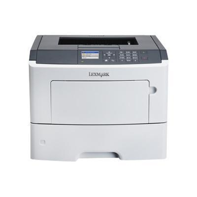 Lexmark 35S0400 MS610dn - Printer - monochrome - Duplex - laser - A4/Legal - 1200 x 1200 dpi - up to 50 ppm - capacity: 650 sheets - USB  Gigabit LAN  USB host