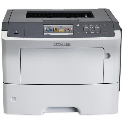 Lexmark 35S0500 MS610de - Printer - monochrome - Duplex - laser - A4/Legal - 1200 x 1200 dpi - up to 50 ppm - capacity: 650 sheets - USB  Gigabit LAN  USB host