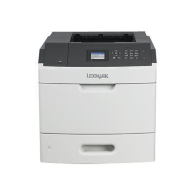 Lexmark 40G0110 MS810dn - Printer - monochrome - Duplex - laser - A4/Legal - 1200 x 1200 dpi - up to 55 ppm - capacity: 650 sheets - USB 2.0  Gigabit LAN  USB h