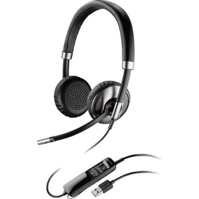 Plantronics 87506-01 Blackwire C720-M Over-the-head Stereo - Microsoft