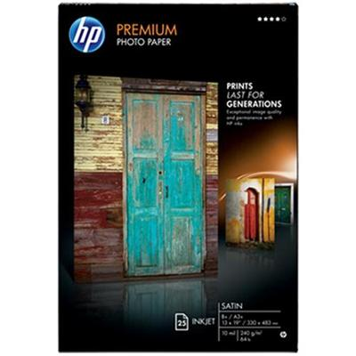 Premium Plus Satin Photo Paper - 13 x 19 in (25 sheets)