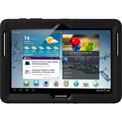 Samsung Galaxy Tab 2 10.1 Defender Series Case - Black