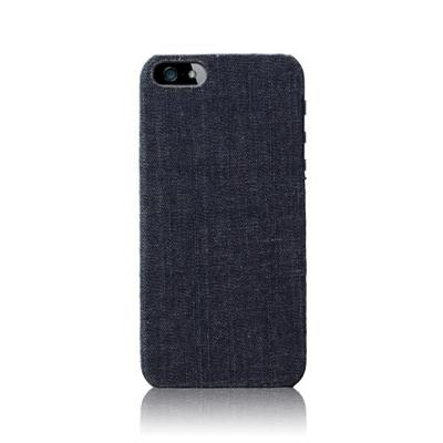Fabric Cover Set for iPhone 5 - Denim