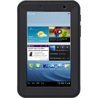 Samsung Galaxy Tab 2 7.0 Defender Series Case - Black