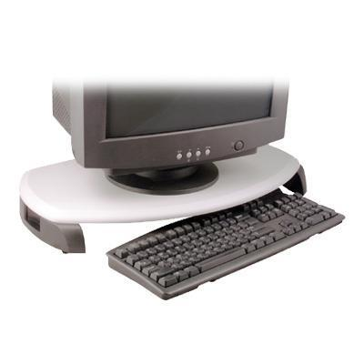 Kantek MS280 LCD/CRT STAND WITH KEYBOARD STORAGE