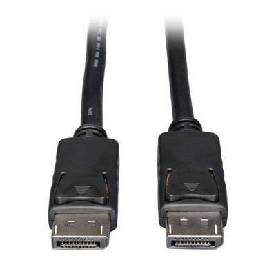 TrippLite P580-025 DisplayPort Cable with Latches (M/M) 25-ft.