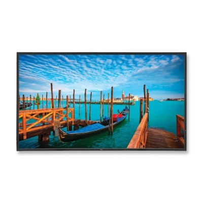 NEC Displays V552 55 High-Performance LED Backlit Commercial-Grade Display with Integrated Speakers