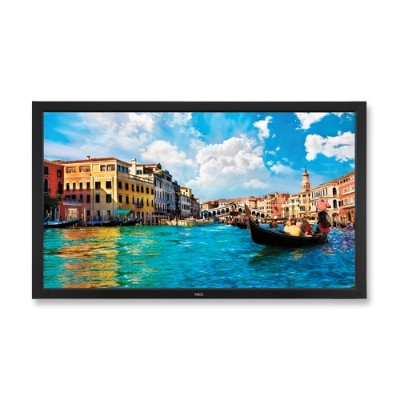 NEC Displays V652 65 High-Performance LED Backlit Commercial-Grade Display with Integrated Speakers