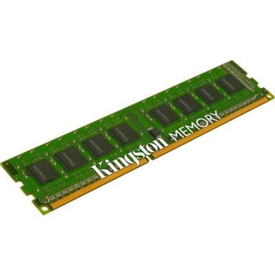 Kingston KFJ-PM313LV/16G DDR3L - 16 GB - DIMM 240-pin - 1333 MHz / PC3-10600 - registered - ECC - for Fujitsu PRIMERGY RX600 S6