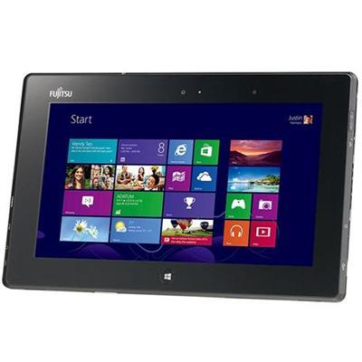 STYLISTIC Q572 AMD Dual-Core Z-60 APU 1GHz Tablet PC - 4GB RAM 64GB HDD 10.1 AH-IPS HD LED backlit display AMD Radeon HD 6250 graphics Gigabit Ethernet Blu