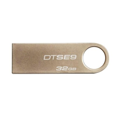 Kingston Digital DTSE9H/32GBZ 32GB DataTraveler SE9 USB 2.0 Flash Drive