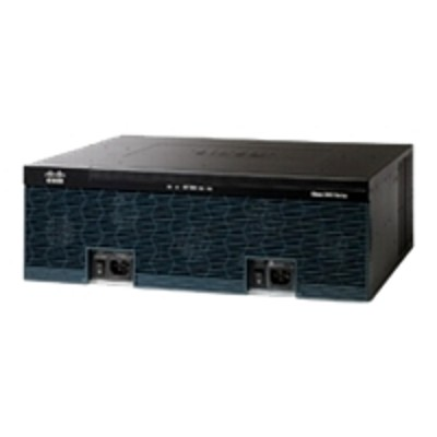 Cisco VG350-144FXS/K9 VG350 144 FXS Bundle - VoIP phone adapter - 10Mb LAN  100Mb LAN  GigE - analog ports: 144 - 3U - rack-mountable
