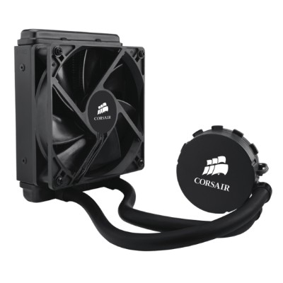 Hydro Series H55 Quiet CPU Cooler - liquid cooling system
