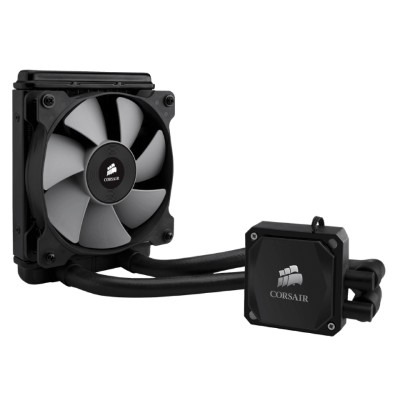 Hydro Series H60 High Performance Liquid CPU Cooler - liquid cooling system