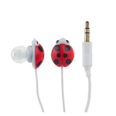 Avid LADYBUG Ladybug Ear Buds
