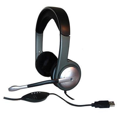 Avid AE-981 AE-981 USB Headset with Microphone