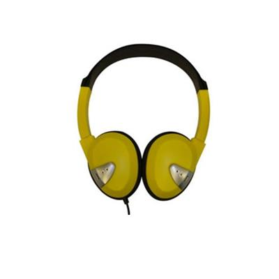 Avid FV-060YELLOW Education FV-060 Stereo Headphone - Yellow
