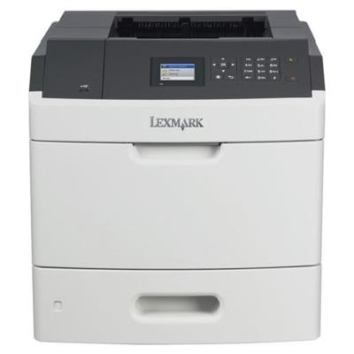 Lexmark 40G0610 MS711dn - Printer - monochrome - Duplex - laser - A4/Legal - 600 x 600 dpi - up to 55 ppm - capacity: 650 sheets - USB 2.0  Gigabit LAN  USB hos