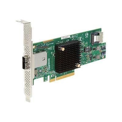 Quantum DNADS-UHBN-001A LSI SAS 9207-4i4e - Storage controller - 8 Channel - SATA 6Gb/s / SAS 6Gb/s low profile - 600 MBps - PCIe 3.0 x8