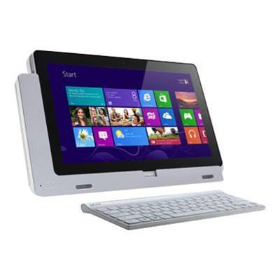 ICONIA W700-6680 - 11.6 - Core i5 3317U - Windows 8 64-bit - 4 GB RAM - 128 GB SSD - with Bluetooth Keyboard Cover and docking cradle