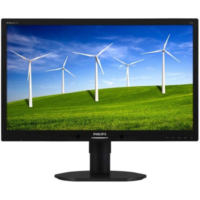 Click here for Philips 220B4LPCB 22 LED Backlit LCD Monitor prices