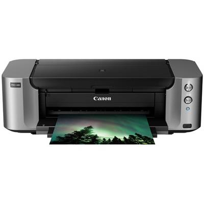 Canon 6228B002 PIXMA PRO-100 Wireless Professional Inkjet Photo Printer