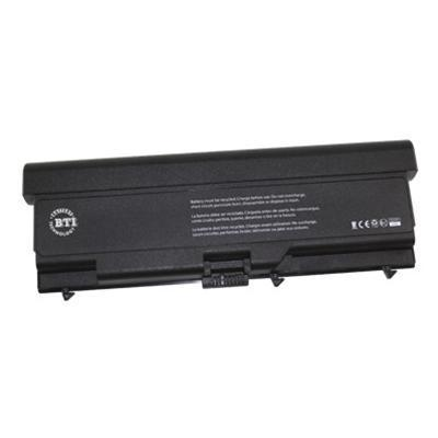 Battery Technology inc 0A36303-BTI Notebook battery ( premium ) - 1 x lithium ion 9-cell 8400 mAh - for Lenovo ThinkPad L41X L420 L430 L51X L520 L530 T420