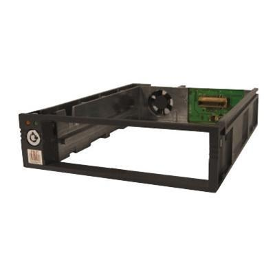 CRU-DataPort 8442-6502-0500 DataPort 10 - Storage receiving frame (bay) with key lock  cooling fan  fan failure alarm