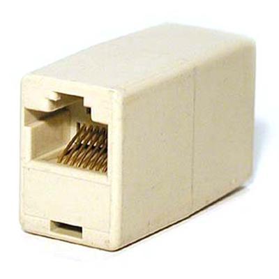 Belkin R6G089 Network adapter - RJ-45 (F) to RJ-45 (F) - shielded