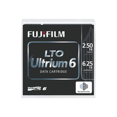 Fuji 16310732 LTO Ultrium G6 - LTO Ultrium 6 - 2.5 TB / 6.25 TB