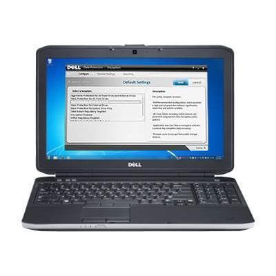 Latitude E5530 Intel Core i3-3110M 2.4GHz Notebook - 4GB DDR3  320GB HDD  DVD-Writer  15.6 WLED HD Display  Intel HD Graphics 4000  Gigabit Ethernet  802.11n  W