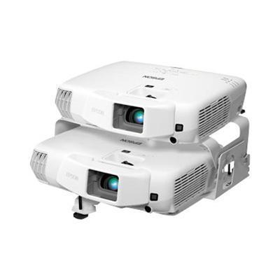 Epson V11H494020 PowerLite W16SK 3D Dual Projection System - LCD projector - 3D - 3000 lumens - WXGA (1280 x 800) - 16:10 - HD -  Brighter Futures Education Pro