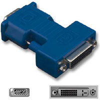 Belkin F2E4261 Digital Video Interface Adapter (DVI-D Female to HD15 Male)