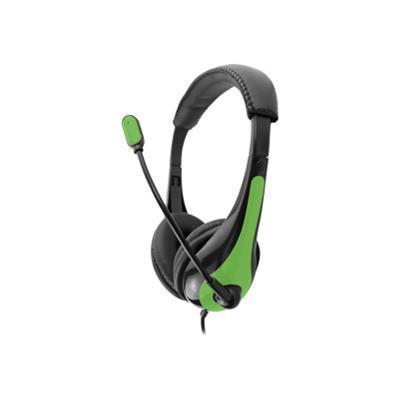 Avid AE-36GREEN AE-36 - Headset - on-ear - black  green