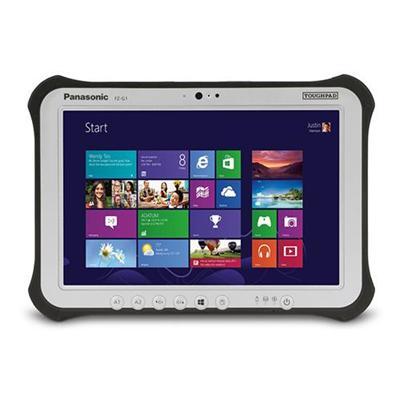 Toughpad FZ-G1 - 10.1 - Core i5 3437U - Windows 7 Pro 64-bit / 8 Pro downgrade - 4 GB RAM - 128 GB SSD