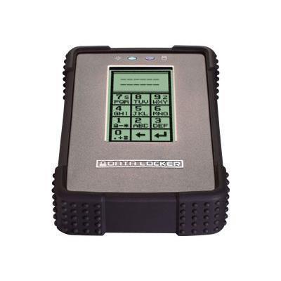 Data locker DL2000E2 Enterprise - Hard drive - 2 TB - external (portable) - USB 2.0 - FIPS 140-2  FIPS 197