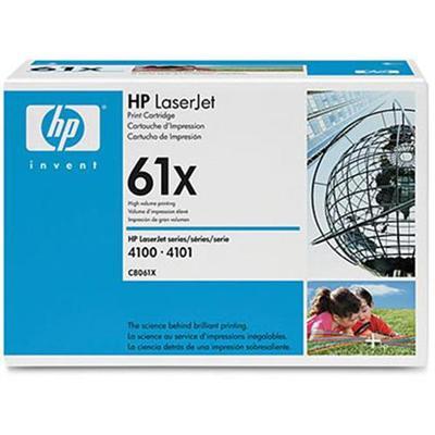 HP Inc. C8061X LaserJet C8061X Black Print Cartridge