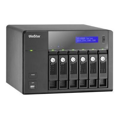QNAP VS-6112-PRO+-US 12-channel 6-bay HDMI Local Display Tower NVR