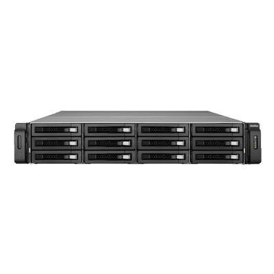 QNAP VS-12164U-RP-PRO+-US VioStor VS-12164U-RP Pro+ - Standalone NVR - 64 channels - networked - 2U - rack-mountable