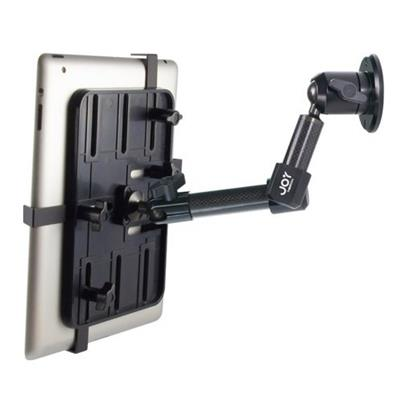 The Joy Factory Unite MNU102 Mounting Arm for iPad, Tablet PC - 7 to 10 Screen Support - Carbon Fiber 247195492