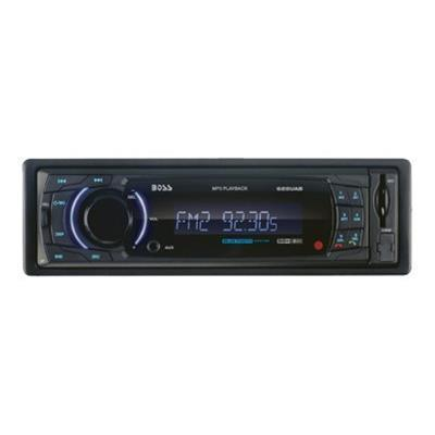 Boss Audio Systems 625UAB 625UAB - Car - digital receiver - in-dash - Full-DIN - 50 Watts x 4