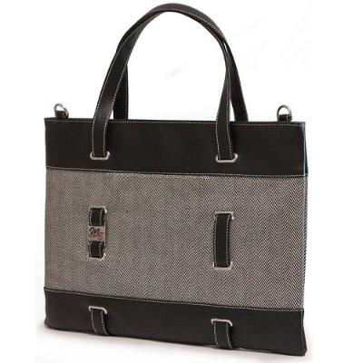 Herringbone Ultrabook Tote - notebook carrying case