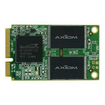 Axiom Memory SSDMO3A3480-AX Signature III - Solid state drive - 480 GB - internal - mSATA - SATA 6Gb/s