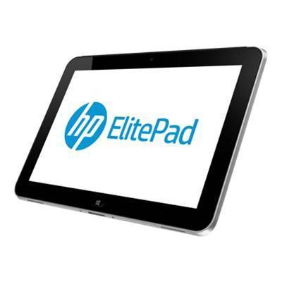 ElitePad 900 Intel Atom Z2760 1.80GHz Tablet - 2GB RAM 64GB eMMC 10.1 WXGA with Multi-Touch 802.11a/b/g/n Bluetooth HP hs3120 HSPA+ (T-Mobile) Webcam 2-c