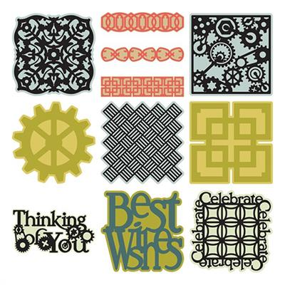 Provo Craft And Novelty 2000941 Cricut Paper Lace 2 Cartridge